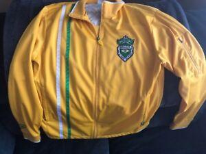 Brazilian Soccer Jacket