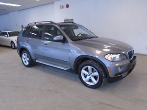 2008 BMW X5 3.0 LUXURY SUV 103,000KMS! NAVI! MINT! ONLY $21,500! Edmonton Area image 2
