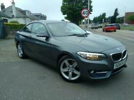 image for 2014 BMW 2 Series 220I SPORT Coupe Petrol Manual