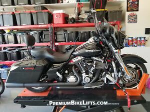 2012 Harley Davidson Street Glide LOW KM'S LOTS OF EXTRAS