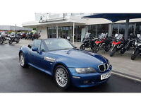 2001 BMW Z3 1.9i 16V ROADSTER CONVERTIBLE 96K LOW MILES FUTURE CLASSIC FSH 17""