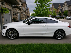 Lease Take Over 2017 C43 AMG Bi Turbo