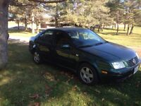 2002 VW Jetta TDI safety certified and etested in good shape
