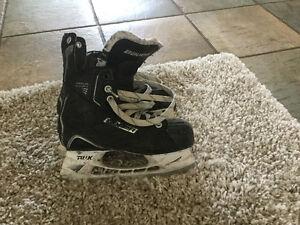 Bauer Nexus Sz 3 Hockey Skates - Excellent condition