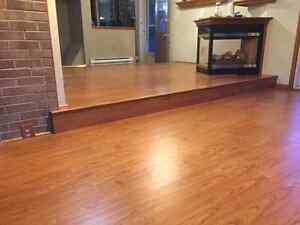 Hardwood installer seeking builders & stores London Ontario image 2