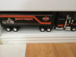 Harley Davidson semi truck