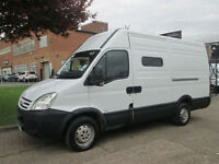 2008 08-REG Iveco Daily 2.3TD 35S12 MWB HIGH ROOF. ONLY 133,000 MILES.
