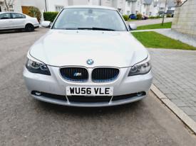 Automatic BMW 520D Diesel long MOT 2022...4 new tyres. 79K miles .£385