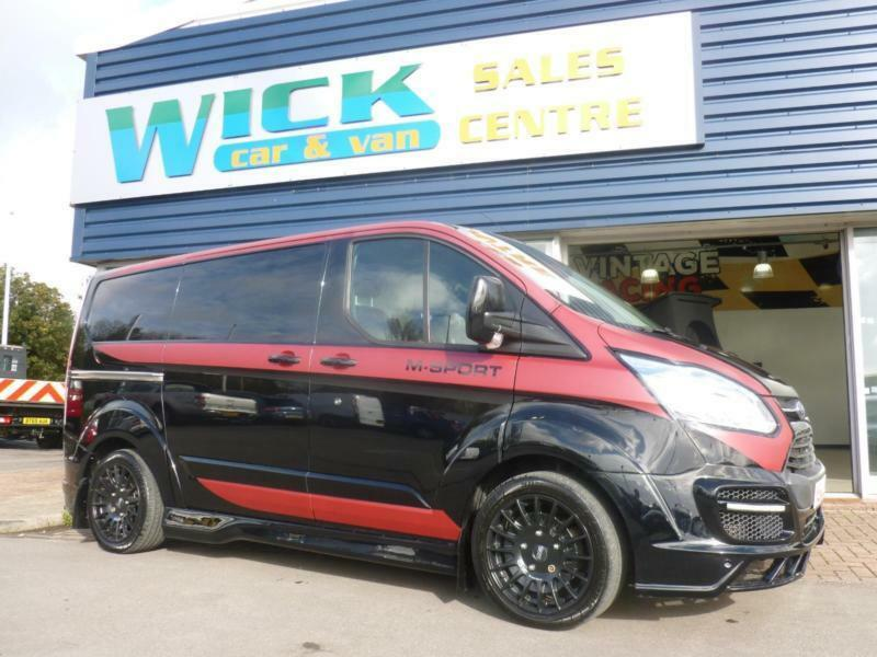 2016 ford transit custom 290 limited swb m sport van manual medium van in bridgend gumtree. Black Bedroom Furniture Sets. Home Design Ideas