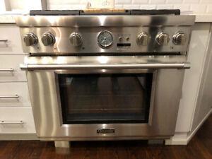 Thermador & Kitchenaid Professional Appliances