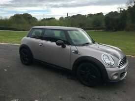 MINI One Baker Street Hatch *low mileage, immaculate condition*
