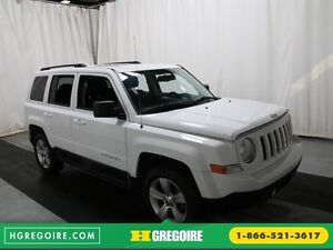 2014 Jeep Patriot NORTH EDITION 4WD AUTO A/C GR ELECT TOIT MAGS