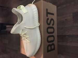YEEZY BUTTER SIZE 10     (NEW WITH RECEIPT)