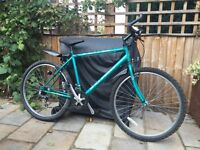"""Mens 20"""" raliegh Max bicycle. Ready to ride inc new lights, mudguards & delivery. D lock available"""
