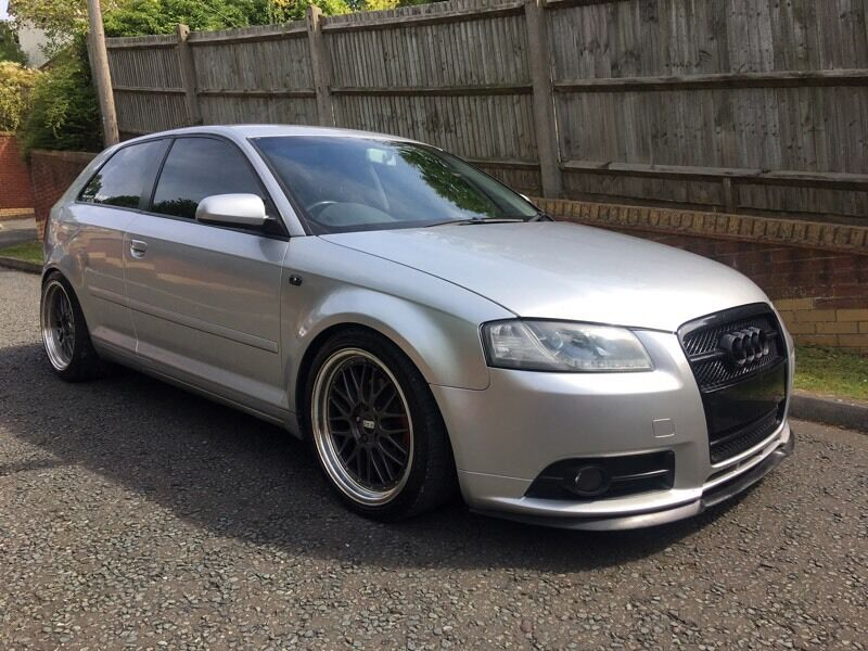 2004 audi a3 1 9 tdi sport 1 years mot full engine rebuild with receipt modified stanced in. Black Bedroom Furniture Sets. Home Design Ideas