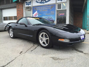 2000 Chevrolet Corvette Coupe Coupe (2 door)