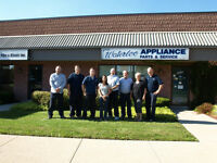 GUELPH'S #1 TRUSTED APPLIANCE REPAIR COMPANY 37+YEARS SERVICING