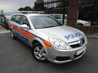 2006 Vauxhall Vectra 1.9 CDTi 16v Exclusiv 5dr POLICE CAR DEMONSTRATIO USE ONLY