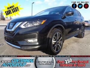 Nissan Rogue SL Platinum | AWD *DEMO CLEAROUT* 2017