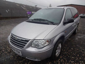 CHRYSLER GRAND VOYAGER 2.8 CRD LIMITED XS AUTO~55/2006~7 SEATS~AUTOMATIC