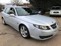2009 Saab 9-5 1.9 TiD Turbo Edition 4dr Diesel silver Automatic