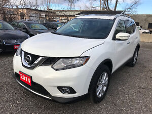 2014 Nissan Rogue SUV, Crossover SV *LOW MILEAGE*