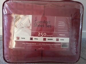 Sheet set - Thermal