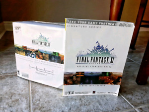 Final Fantasy XI Set + (Ps2 Online add on)