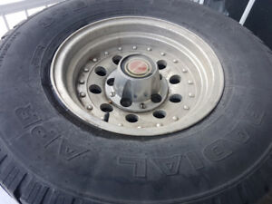 Belle roue 5x139.7 oem Ford f 150