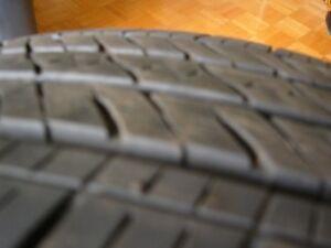4 PNEUS 225/65R17, 4 saisons, Bridgestone Ecopia