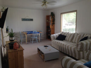 Long-term house rental in Lancer: pet and kid friendly!