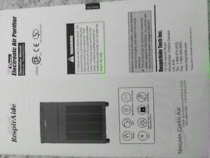 ELECTRONIC AIR PURIFER