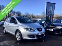 2008 08 SEAT ALTEA 1.6 REFERENCE SPORT 5DR 101 BHP