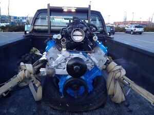 LS1 4.8l Chev motor with stand alone fuel injection