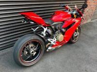 Ducati 1199 Panigale S, px swap