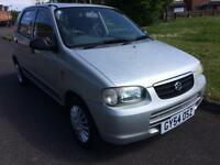 SUZUKI ALTO 1.1 GL + FULL SERVICE HISTORY + LOW MILES + £30 YEAR TAX