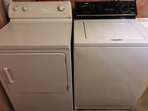 Inqlis Washer and GE Dryer