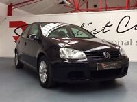 VW Golf 1.9TDI Match DSG 5dr [STUNNING EXAMPLE / 1 OWNER / MOT JULY 2017 / SUPERB SPEC]