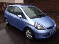 Honda Jazz very well cared for