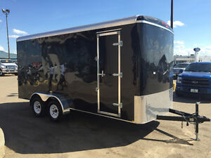 2016 TNT 16ft Enclosed Trailer w/Extended Height $7999 Edmonton Edmonton Area image 4