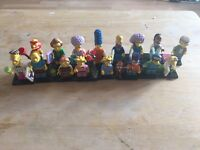 LEGO Simpsons Minifigures Series 2 to swap.