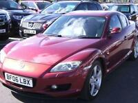 2006 Mazda Rx 8 Evolve 4dr 4 door Coupe