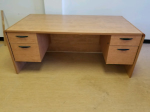 Desk for sale.