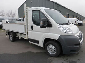 2014 Citroen Relay 2.2 HDi 110ps 35L2 Tipper, LOW MILES, 6 speed, SUPERB ALROUND
