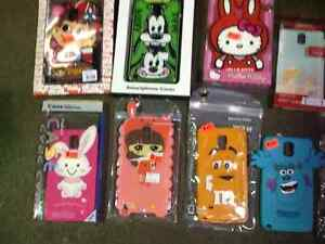 Cell Phone Cases, $2 +up Hello Kitty & others