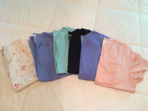 Scrub Tops & Pants excellent condition