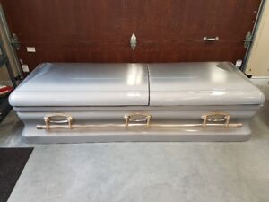 Real Halloween Coffin