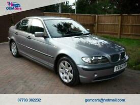 image for 2004 54 BMW 3 SERIES 2.0 320D SE 4D 148 BHP DIESEL
