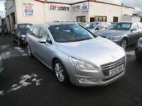 Peugeot 508 SW 1.6 HDi ( 112bhp ) FAP Active Diesel. 2012. Full Service History