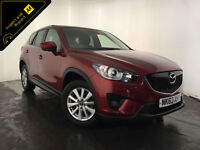 2013 63 MAZDA CX-5 SE-I D 4X4 DIESEL ESTATE 1 OWNER FROM NEW FINANCE PX WELCOME